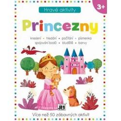 Princezny - Hravé aktivity