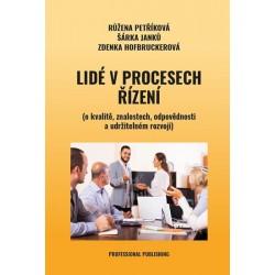 Lidé v procesech řízení (o kvalitě, znalostech, odpovědnosti a udržitelném rozvoji)