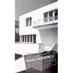 Praha moderní 2 - Velký průvodce po architektuře 1900-1950 / Levý břez Vltavy