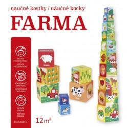 Farma - Naučné kostky
