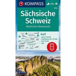 Sächsische Schweiz, Westliche Oberlausitz 810