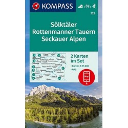 Sölktäler, Rottenmanner Tauern, Seckauer Alpen 223