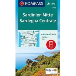 Sardinien Mitte, Sardegna Centrale 2498