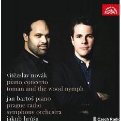 Klavírní koncert, Toman a lesní panna - CD