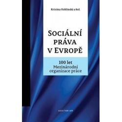 Sociální práva v Evropě - 100 let Mezinárodní organizace práce MOP