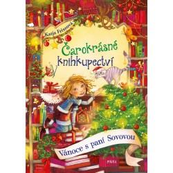 Čarokrásné knihkupectví 5: Vánoce s paní Sovovou