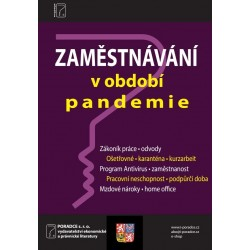 Zaměstnávání v období pandemie - Opatření proti koronaviru
