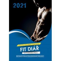 FIT diář 2021 pro muže