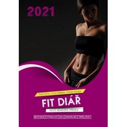 FIT diář 2021 pro ženy