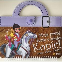 Koníci - Moje první knížka v kabelce