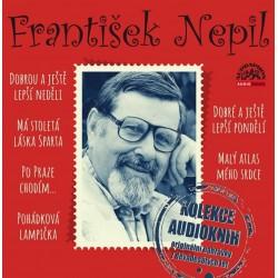 Kolekce audioknih originální nahrávky z devadesátých let - CDmp3