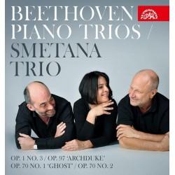 Beethoven: Klavírní tria - 2 CD