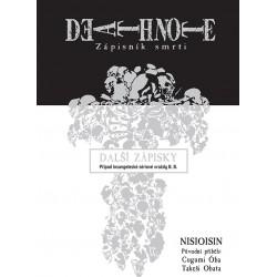 Death Note - Zápisník smrti 13: Další zápisky - Případ losangeleské sériové vraždy B. B.