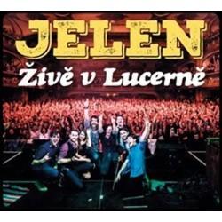 Jelen: Živě v Lucerně - 2 CD