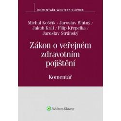 Zákon o veřejném zdravotním pojištění (č. 48/1997 Sb.) - Komentář