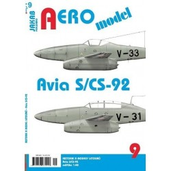 AEROmodel 9 - Avia S/CS-92