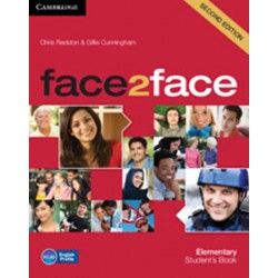 face2face Elementary Student´s Book