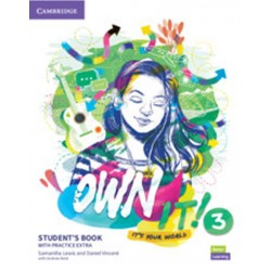 Own it! 3 Student´s Book with Practice Extra