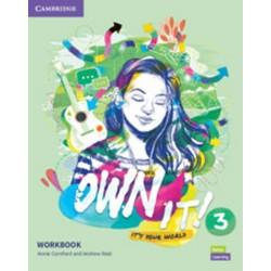 Own it! 3 Workbook