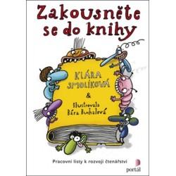 Zakousněte se do knihy - Pracovní listy k rozvoji čtenářství