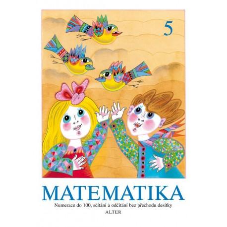 Matematika sešit 5 pro 2. ročník ZŠ