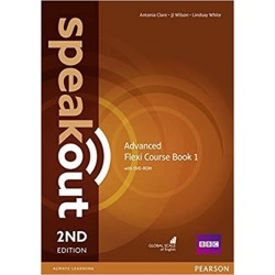 Speakout 2nd Edition Advanced Flexi 1 Coursebook