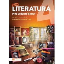 Nová literatura pro 4.ročník SŠ - učebni
