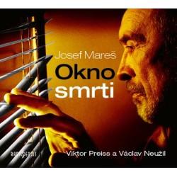 Okno smrti - CDmp3 (Čte Viktor Preiss a Václav Neužil)