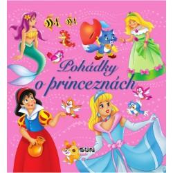Pohádky o princeznách (růžové)