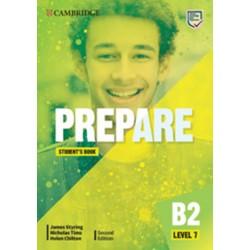 Prepare 7 Student´s Book