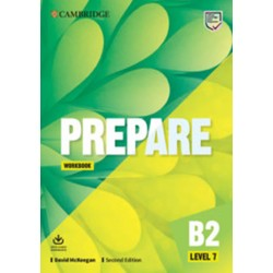 Prepare 7 Workbook with Audio Download