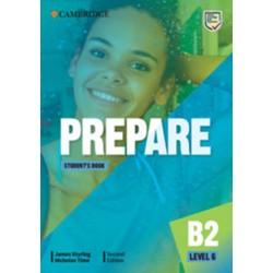 Prepare 6 Student´s Book, 2nd