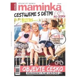 Maminka Speciál - Cestujeme s dětmi po Česku