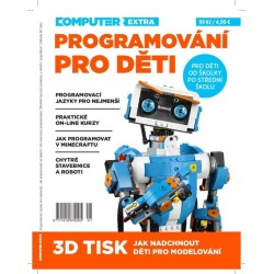 Speciál Computer - Programování pro děti
