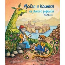Meďan a Koumen na planetě pupkáčů
