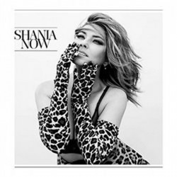 Shania Twain: Now - CD