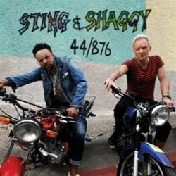 Sting & Shaggy: 44/876 - CD