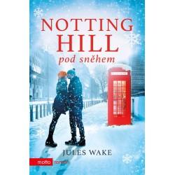 Notting Hill pod sněhem