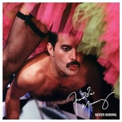 Freddie Mercury: Never Boring - LP