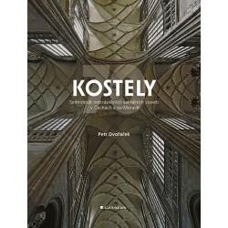 Kostely - 70 nejkrásnějších sakrálních staveb v Čechách a na Moravě