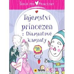 Škola pro princezny - Tajemství princezen z diamantové komnaty