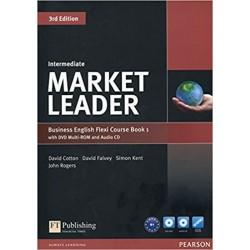 Market Leader 3rd Edition Intermediate Flexi 1 Coursebook