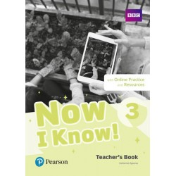 Now I Know 3 Teacher´s Book with Online Practice