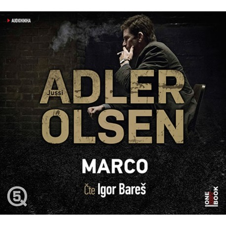 Marco - CDmp3 (Čte Igor Bareš)