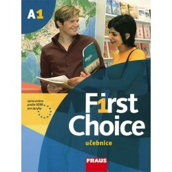 First Choice A1 - učebnice + CD