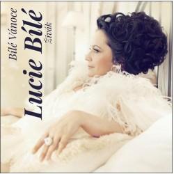 Bílé Vánoce Lucie Bílé / Živák - CD