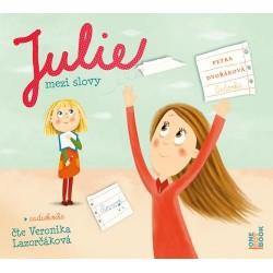 Julie mezi slovy - CDmp3 (Čte Veronika Lazorčáková)