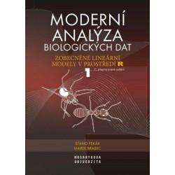 Moderní analýza biologických dat 1 - 1. díl. Zobecněné lineární modely v prostředí R