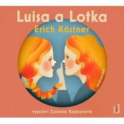 Luisa a Lotka - CDmp3 (Čte Zuzana Kajnarová)