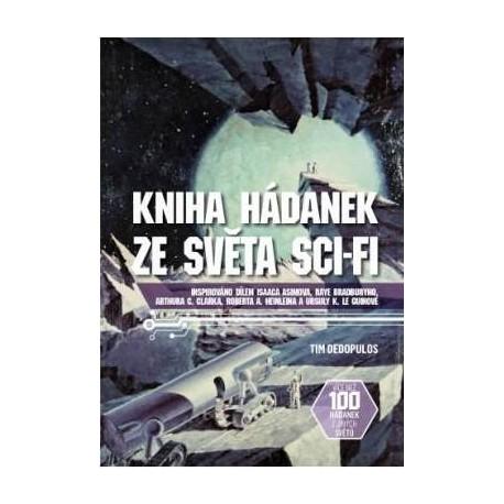 Kniha hádanek ze světa sci-fi